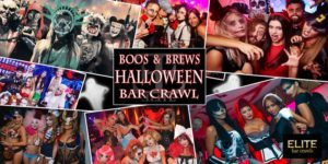 Official Halloween Bar Crawl Baltimore, MD