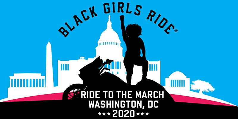 Join Black Girls Ride To The March On Washington Event To Make Your Holidays More Interesting