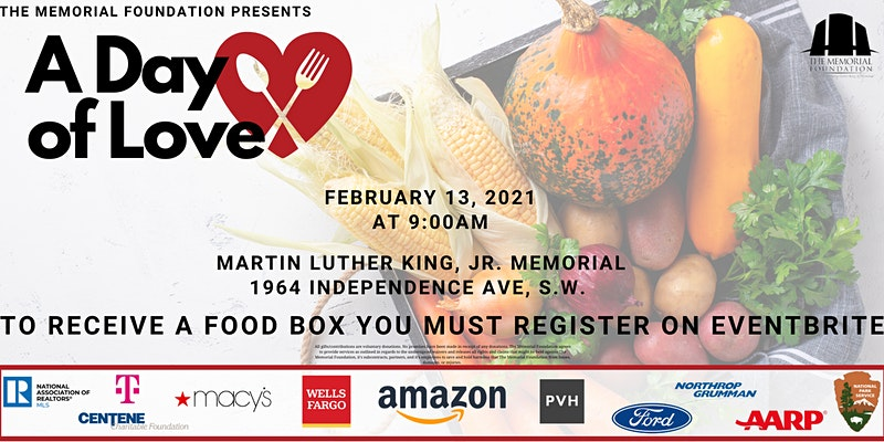 Why A Day of Love: Food Distribution Will Going to be a Memorable Event?